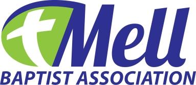 Mell Baptist Logo 1